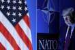 Donald Trump, avant une conférence de presse, au sommet de l'OTAN, à Bruxelles le 12 juillet.