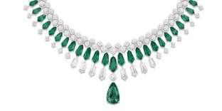 Green Borealis, Piaget.