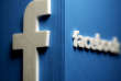 FILE PHOTO: A 3D plastic representation of the Facebook logo is seen in this illustration in Zenica, Bosnia and Herzegovina, May 13, 2015.  REUTERS/Dado Ruvic/File Photo