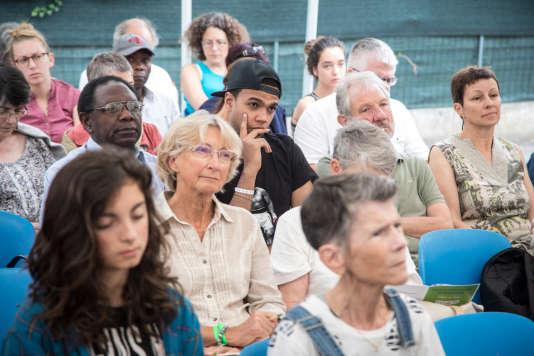 Durant trois jours, le Festival international de journalisme propose de nombreux débats sur différents thèmes.