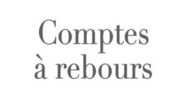«Comptes à rebours», d'Hubert Védrine (Fayard, 352 pages, 20 euros).