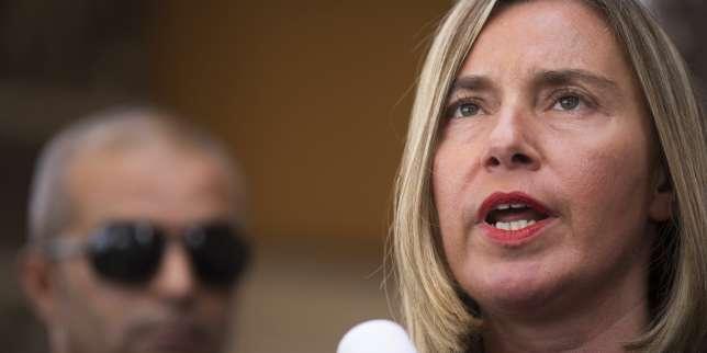 lemonde.fr - Les Européens rejettent la demande américaine d'isoler l'Iran