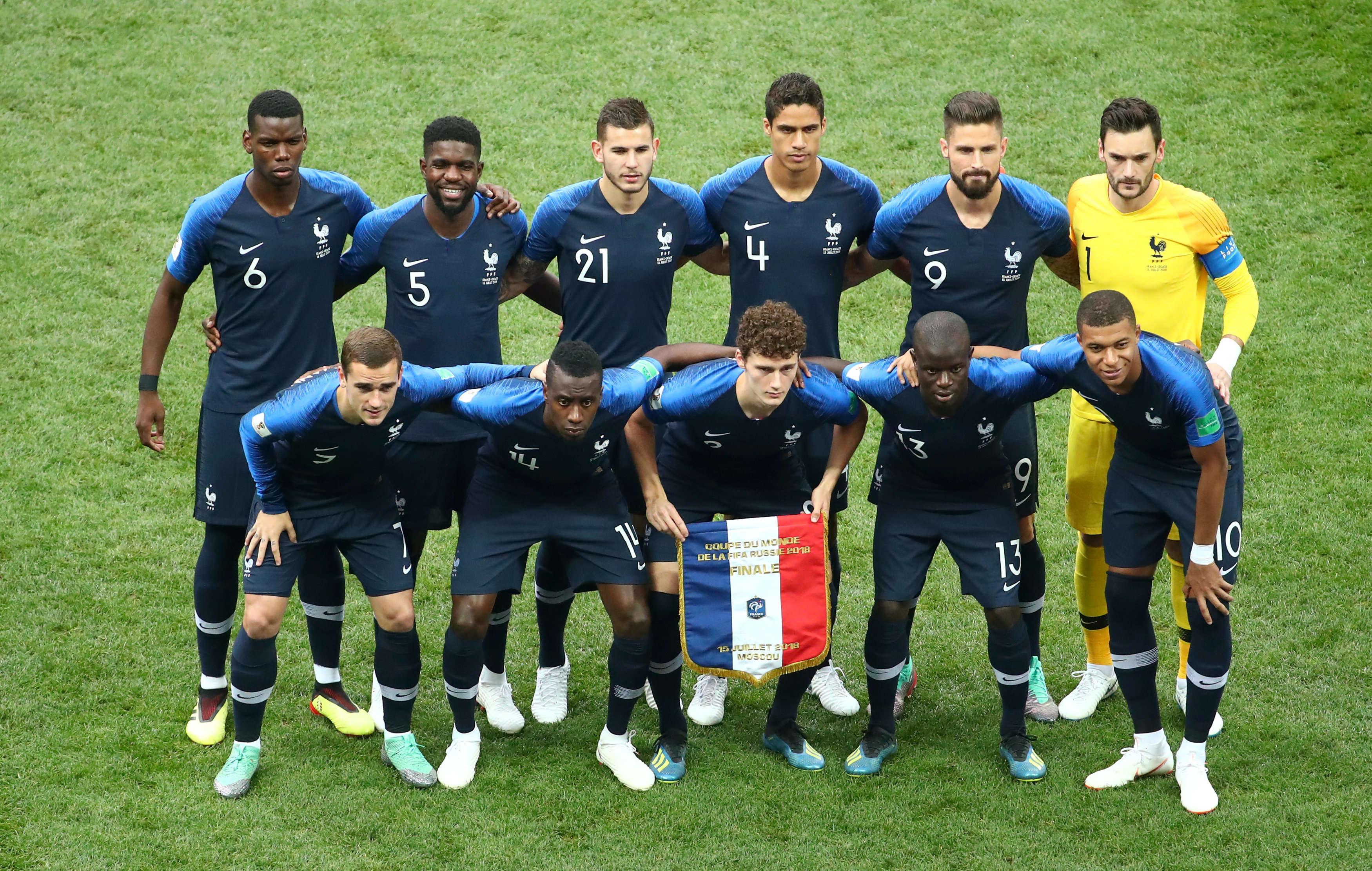 Equipe de france la victoire du talent - Coupe de france l equipe ...