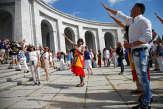 Pourquoi la gigantesque tombe de Franco divise encore les Espagnols