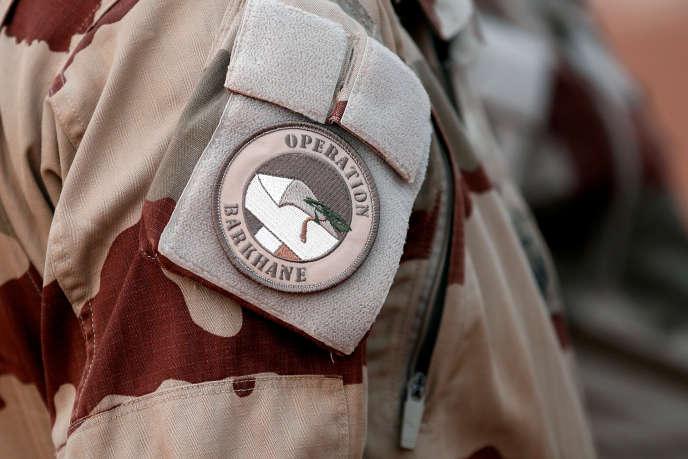 L'opération française «Barkhane» dans la région du Sahel en Afrique lors de l'opération anti-insurrectionnelle, à Gao, au Mali, le 12 octobre 2017.