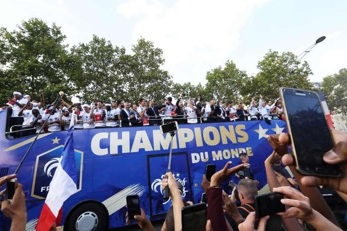 102ba967258 Classement FIFA   la France prend la tête
