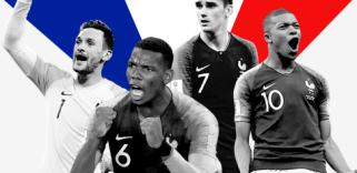 L'équipe de France a remporté la deuxième Coupe du monde de son histoire. On dresse le bilan de la compétition de chacun des 23 joueurs qui la compose.