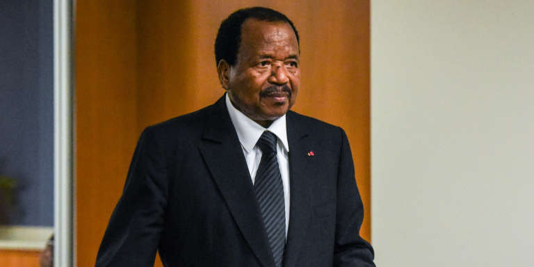 Le président camerounais Paul Biya au siège des Nations unies à New York, en septembre 2018.