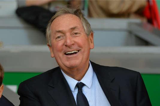 Gérard Houllier, ex-entraîneur de Liverpool de 1998 à 2004, de l'Olympique lyonnais de 2005 à 2007, et ex-sélectionneur de l'équipe de France et directeur technique nationalà la Fédération française de football.