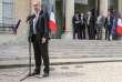 Laurent Berger (CFDT) après la rencontre entreEmmanuel Macron et les dirigeants des huit principales organisations syndicales et patronales, mardi 17juillet.