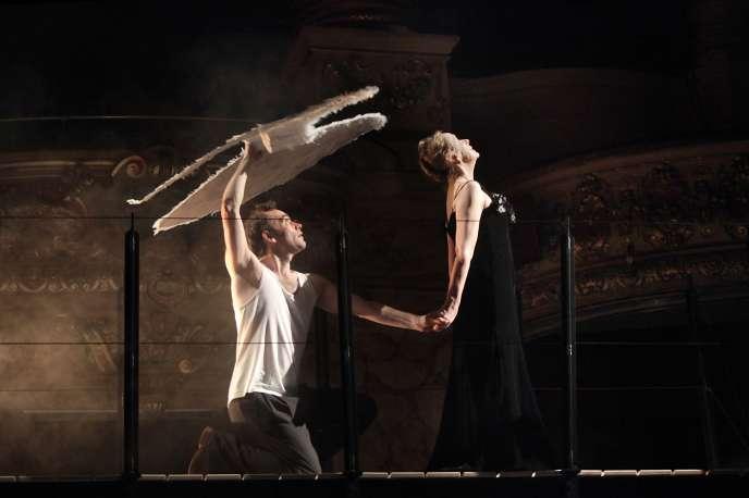 « Italienne scène et orchestre», de Jean-François Sivadier à la MC93 de Bobigny, jusqu'au 28 juillet.