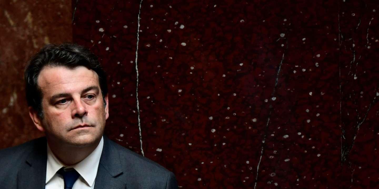 Le député LRM Thierry Solère mis en examen pour fraude fiscale - Le Monde