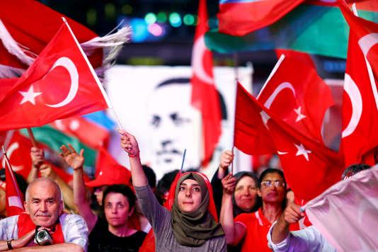 Fin de l'état d'urgence en Turquie