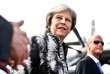 La première ministre britannique, Theresa May, près de Londres, le 16 juillet 2018.