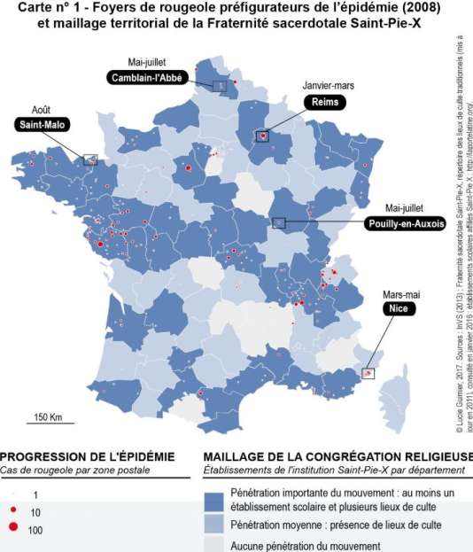 Infographie de Lucie Guimier pour la Miviludes.
