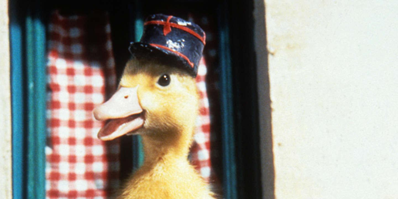 Saturnin le petit canard de JeanTourane 1964