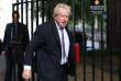 Boris Johnson, ministre démissionnaire des affaires étrangères, arrive au 10 Downing Street, le 3 juillet.