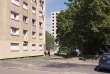 Dans une cité de Corbeil-Essonnes, banlieue parisienne, juin 2009.