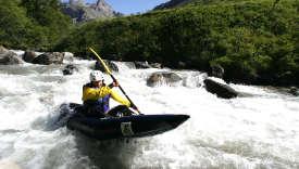 Canyoning, rafting... Sportifs aguerris et familles débutantes trouveront leur compte à Serre-Chevalier-Briançon.