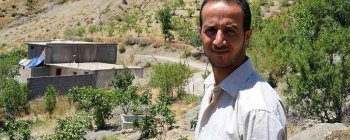 Le blogueur algérien Merzoug Touati.