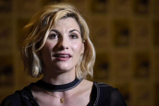 L'actrice Jodie Whittaker incarne le treizième Docteur.