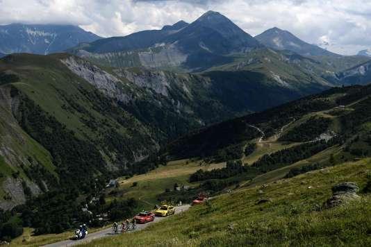 On n'est pas obligé d'aimer le vélo, mais c'est difficile de ne pas aimer la montagne.