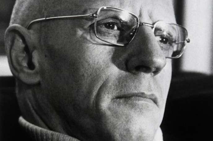 Le philosophe français Michel Foucault dans les années 1970.
