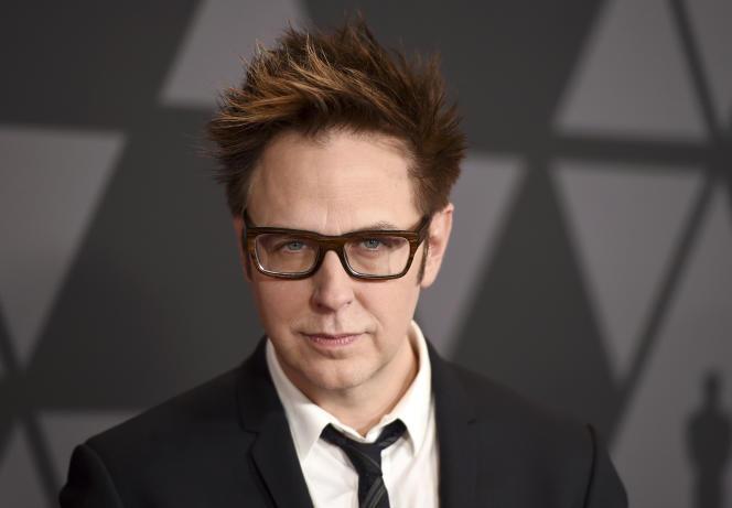 Le réalisateur James Gunn en novembre 2017.