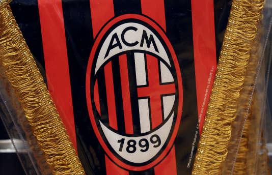 Le logo du Milan AC.