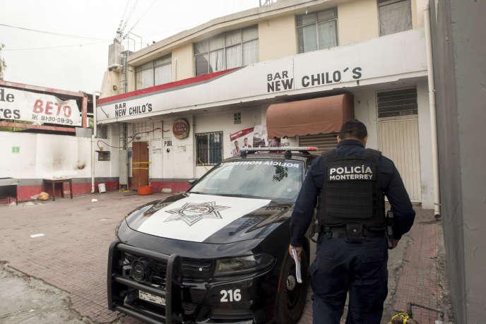 2017 fut l'année la plus violente de l'histoire mexicaine, avec 29168homicides recensés, soit un taux d'homicide de 20,51 pour 100 000 habitants.