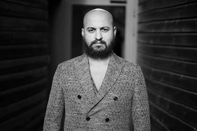 Le pianiste, percussionniste et chanteur franco-libanaisBachar Mar-Khalifé.