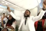 L'émotion d'un prêtre ethiopien qui va revoir sa famille ethiopienne après vngt ans de séparation.