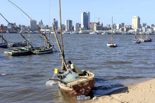 A Maputo, capitale du Mozambique, en août 2015. En 2017, le pays a fait défaut.