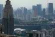 Le nouveau stade de Tokyo en construction pour les Jeux olympiques de 2020.
