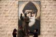 Des fidèles rendent hommage à saint Charbel, en 2016 à Annaya, dans le nord du Liban.