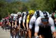 L'équipe Sky a remporté six des sept dernières éditions du Tour de France avec Bradley Wiggins, Christopher Froome et Geraint Thomas.