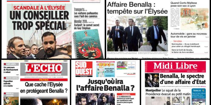 """Résultat de recherche d'images pour """"Rambo Benalla"""""""