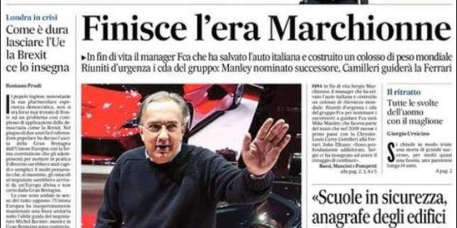«fin-d'une-époque»-en-italie-avec-le-départ-du-patron-de-fiat