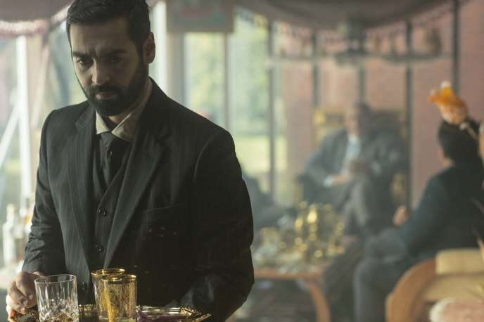 Ardalan Esmaili dans « The Charmer», film danois de Milad Alami.