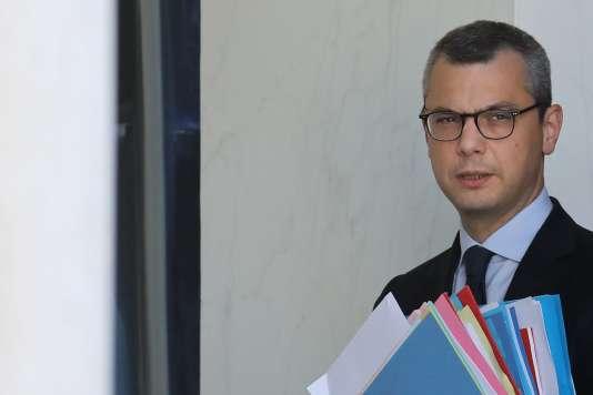 Alexis Kohler, secrétaire général de l'Elysée, le 18 juin à Paris.