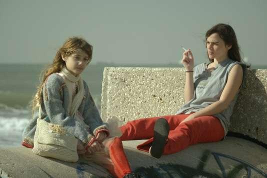 Tamar, interprété parManuel Elkaslassi Vardi à (gauche), Lana à (droite) (Joy Rieger) .
