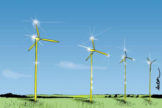 Pourquoi les énergies renouvelables gonflent la facture d'électricité