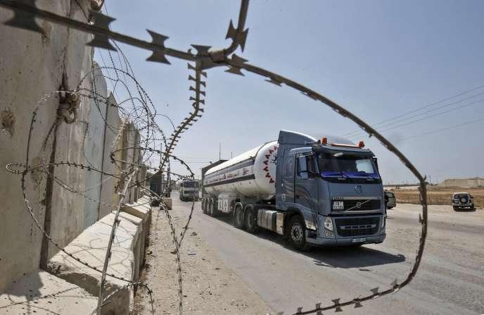 Israël avait rouvert partiellement, mardi, le terminal de Kerem Shalom vers la bande de Gaza, après un cessez-le-feu avec le Hamas.