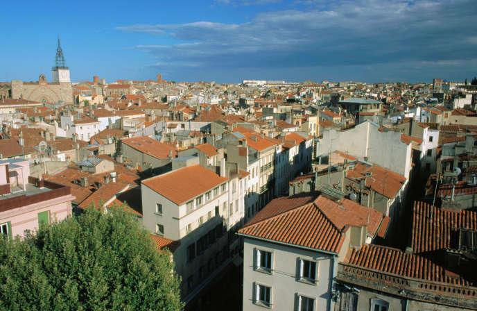 Perpignan (Pyrénées-Orientales).