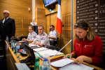 Lundi 23 juillet 2018, à l'Assemblée nationale, troisième audition de la journée, Alain Gibelin, directeur de l'ordre public à la préfecture de police de Paris.