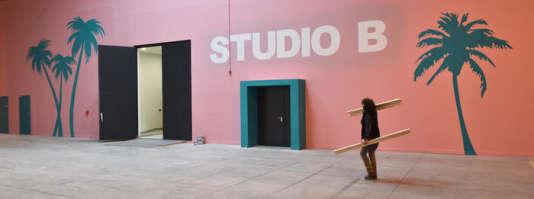 Les studios de Vendargues abritent le tournage du nouveau feuilleton quotidien de France 2.