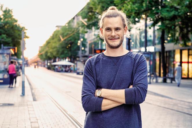 Hendrik Meier a été désigné parmi une quarantaine de candidats.