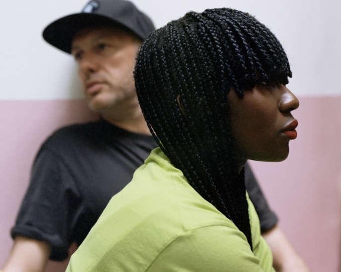 Nicolas Dacunha etFaty Sy Savanet forment le duo Tshegue