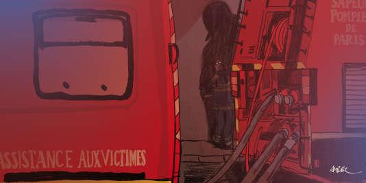 Selon les informations du «Monde», une enquête préliminaire pour viol a été ouverte au parquet de Créteil après qu'une plainte a été déposée à l'automne 2017 par une jeune recrue de la Brigade des sapeurs-pompiers de Paris (BSPP).