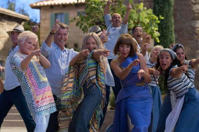 «Mamma Mia! Here we go again»d'Ol Parker.